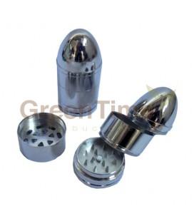Grinder Bala Polinizador Aluminio