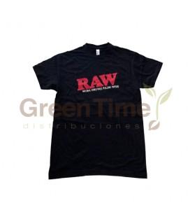 Camiseta RAW Logo