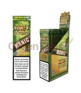 JUICY BLUNT HEMP WRAPS 25X2