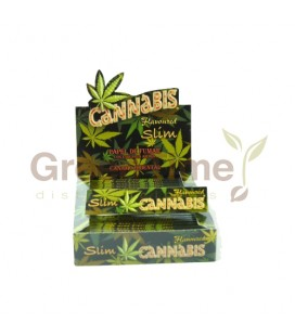 Papel Cannabis Ks Slim 32h